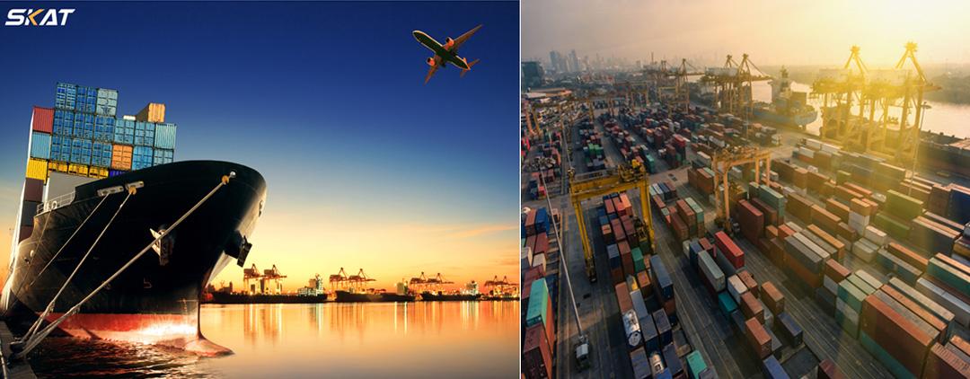 Total Logistics Solutions :: International Freight Forwarders     SKAT